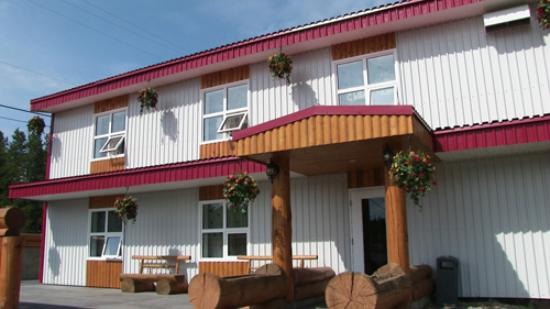A Nice Motel: Outside Photo