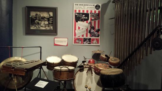 Rhythm! Discovery Center: Leedy Drum