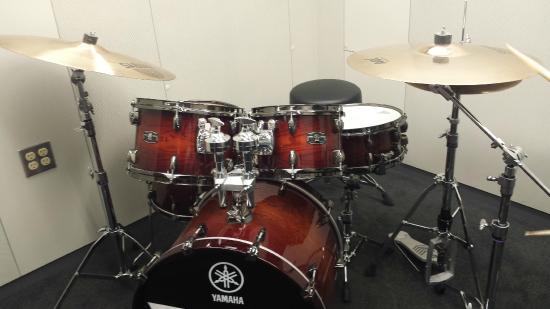 Rhythm! Discovery Center: Drums