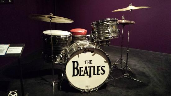 Rhythm! Discovery Center: Beatles Drums