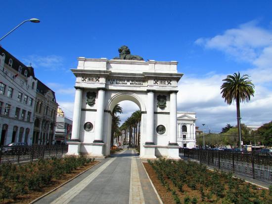 El Arco Británico