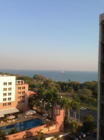 DoubleTree by Hilton Hotel Darwin: View from my balcony