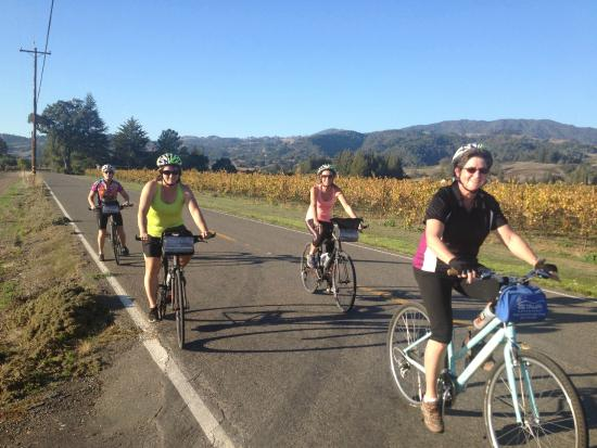 Getaway Adventures/Sonoma On A Bike