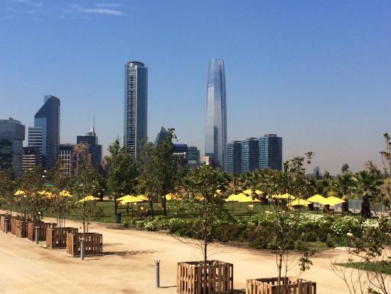 Parque Bicentenario: Panorâmica !!!