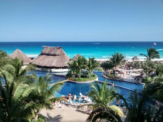 Fiesta Americana Condesa Cancun All Inclusive: Vista desde la habitación =)