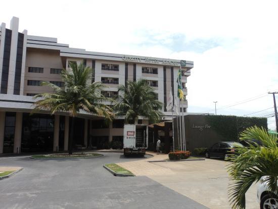 Quality Hotel Aracaju: Fachada do Hotel