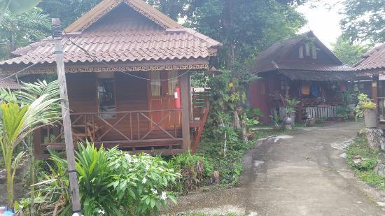 Lantawadee Resort & Spa: Bubgalow A4