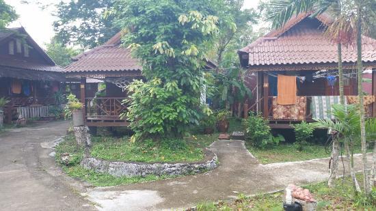 Lantawadee Resort & Spa: Bungalow A5