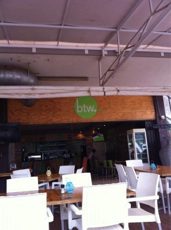 Caffe Java: Main entrance
