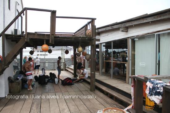 Hostel La Casa de las Boyas: hostel