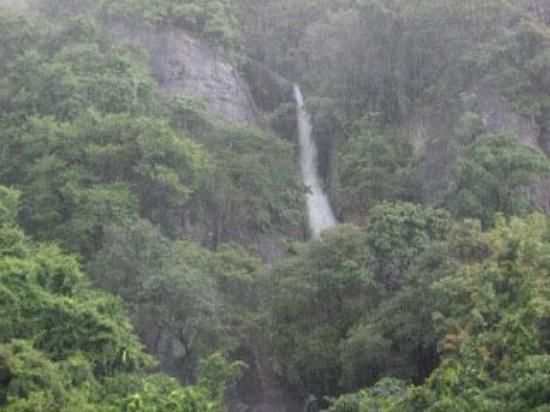 Kanyakumari, India: View from third mountain