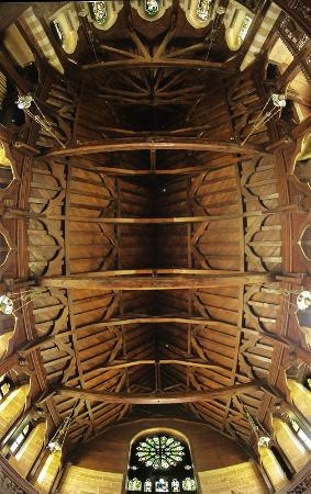 St. Barnabas Church: Roof