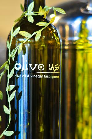 Olive Us Oil and Vinegar Tasting Room