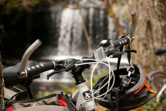 Caminhos Do Sertão Cicloturismo: Cachoeira? Não vai faltar
