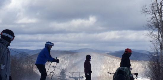 Killington-Pico Motor Inn: Five minutes to Pico- great instructors for beginners/challenges for advanced skiers