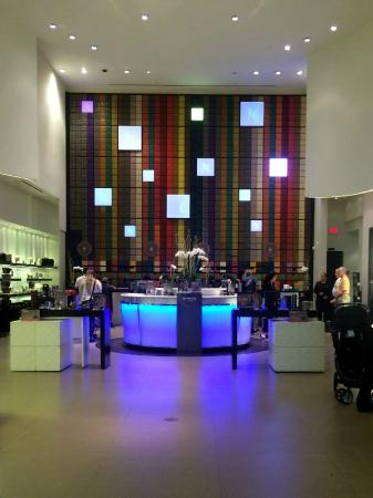Nespresso Miami Boutique Cafe Miami Beach Fl