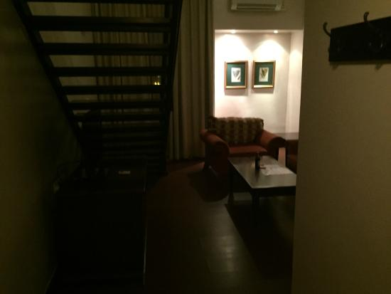 BON Hotel Abuja: Downstairs