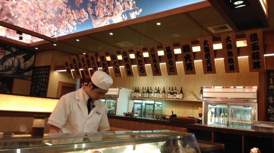Tairyo Revolving Sushi (Wenxin)