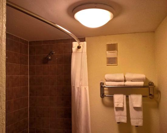 Comfort Inn & Suites Airport: Towels clean