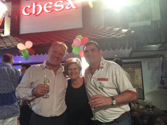 restaurant review reviews chesa swiss bangkok