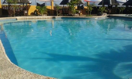 Hindang, Filipinas: Pool is always clean