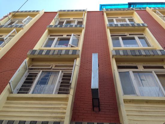 Guest House Construction : Building foto di kailash guest house kathmandu valley