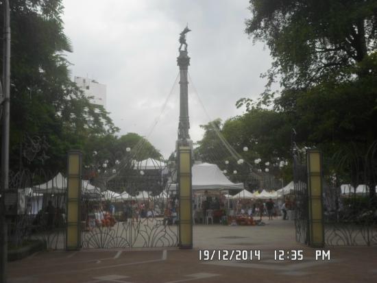 Largo do Campo Grande ( Praca 2 de Julho )