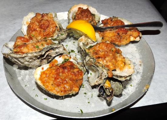 Half Shell Oyster House: Beinville