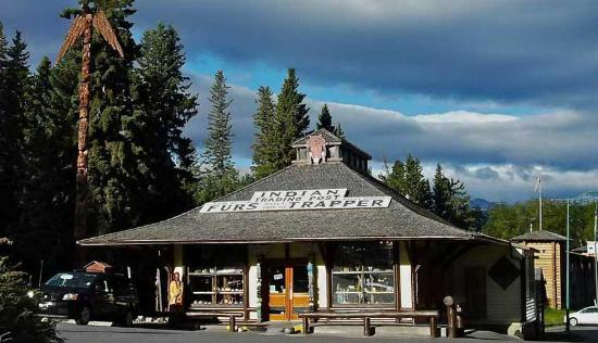 Banff Indian Trading Post