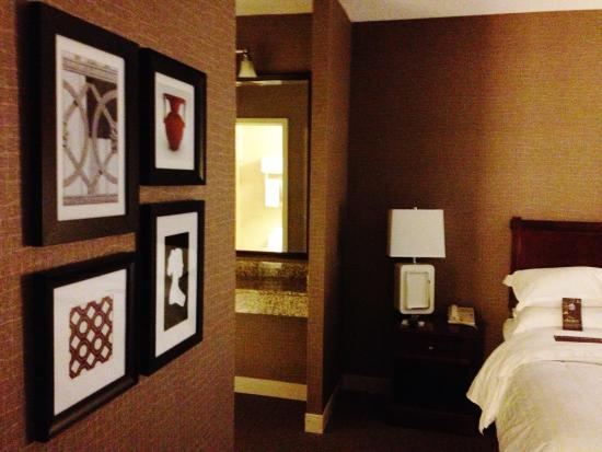 Sheraton Suites Wilmington Downtown Hotel: Great Sleep...