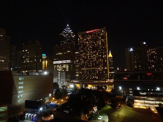 Sheraton Atlanta Hotel: downtown atl