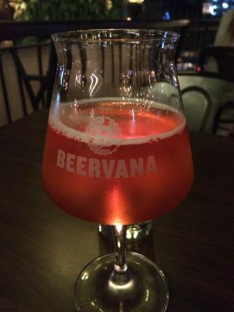 Shuffle: Hop Ottin' IPA (7%) on draft - Anderson Valley brewery, California
