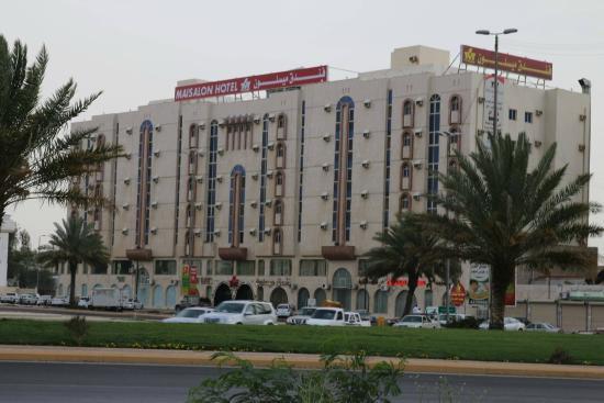 Tabouk, Saudi Arabia: فندق ميسلون