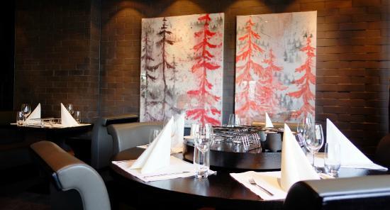 Golden Dragon China Restaurant.