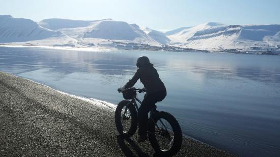 FatBike Spitsbergen: Perfect ride!
