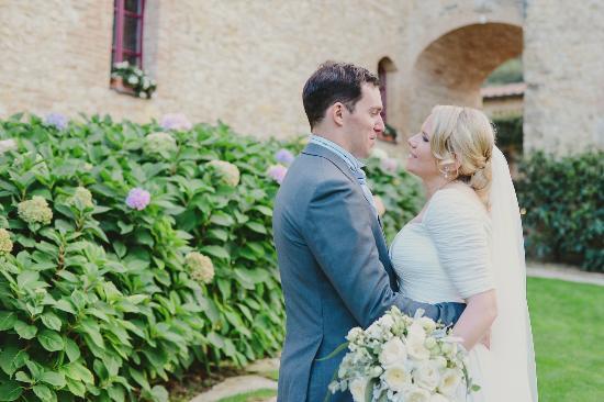 Hotel Le Fontanelle : Happy Couple