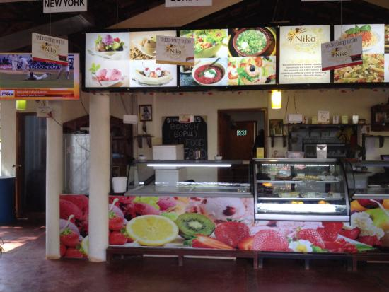 Photo of Italian Restaurant Niko Natural Homemade Ice Cream at Aquada Siolim Road, Assagao, India