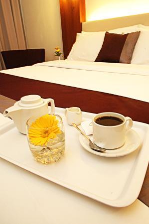 Grand Cemara Hotel : Room