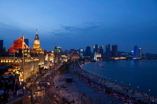 Shanghai, Cina: The Bund