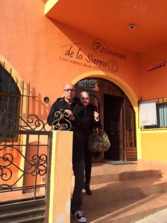 Restaurant de La Sierra: me encanto el lugar.