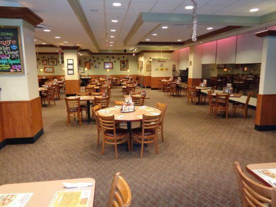 Cafe Aquarius After Closing