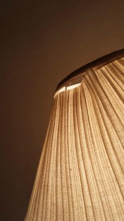 Windsor Hotel: Abat jour déchiré