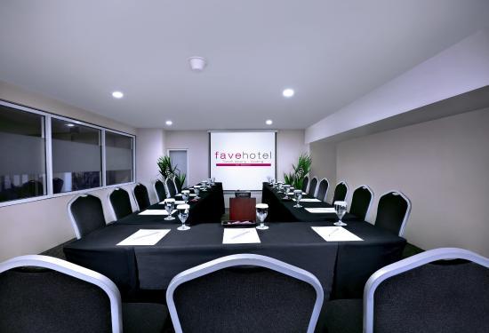 favehotel Tanah Abang - Cideng: Azura Meeting Room