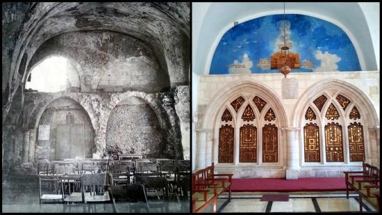 בתי הכנסת הספרדיים
