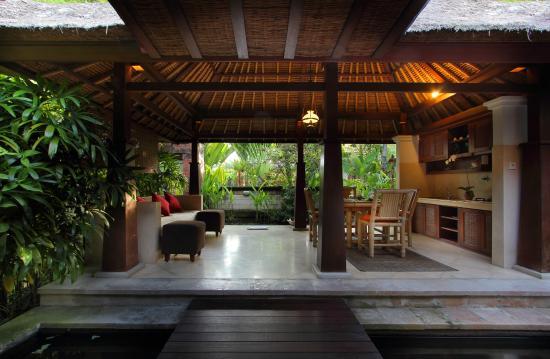 Fare Ti'i  (Villa Ti'i Bali)