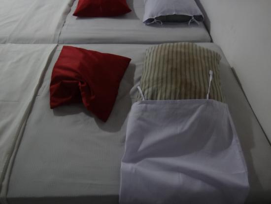 Dilena Beach Resort: Fresh pillow 2