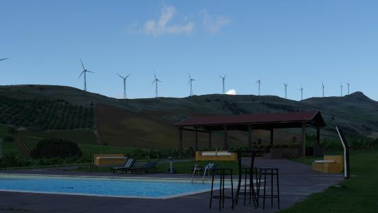Azienda Agricola Spadafora : Pool