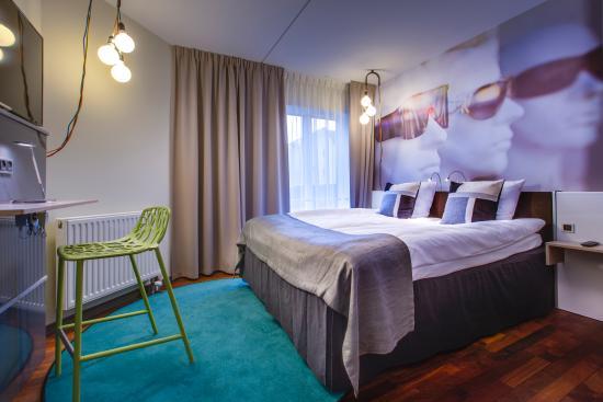 Comfort Hotel Vesterbro : Modrate Double Room
