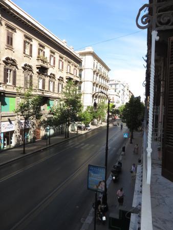 Ambasciatori Hotel : View from Room 106