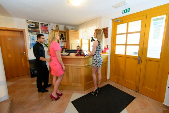 Turizem Loka: reception